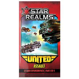 Star Realms: United Assault (exp. 1)