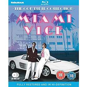 Miami Vice - The Complete Collection