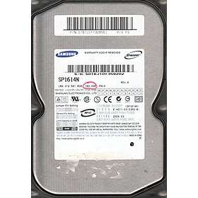 Samsung SpinPoint P80 SP1614N 8MB 160GB