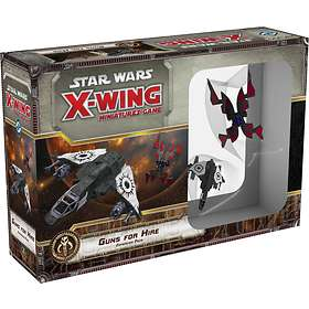 Star Wars X-Wing: Guns for Hire (exp.)