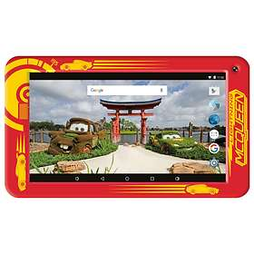 "eStar Themed Tablet Cars 7"" 8GB"