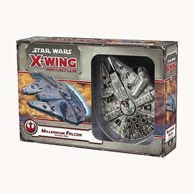 Star Wars X-Wing: Millenium Falcon (exp.)