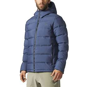 Adidas Helionic Hooded Down Jacket (Herr)