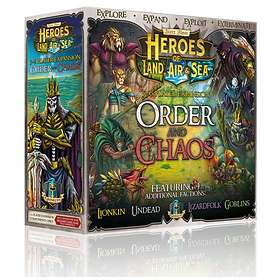 Heroes of Land, Air & Sea: Order and Chaos (exp.)