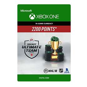 NHL 18 - 2200 Points Pack (Xbox One)