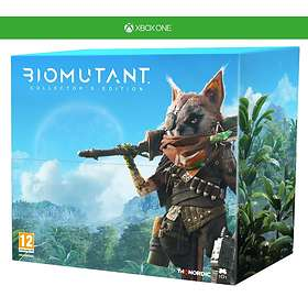 Biomutant - Collector's Edition (Xbox One | Series X/S)