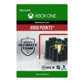 NHL 2018 Ultimate Team - 8900 Points (Xbox One)