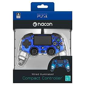 Nacon Wired Compact Controller LED (PS4)