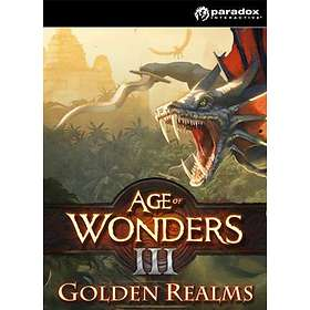 Age of Wonders III: Golden Realms (Expansion) (PC)