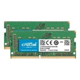 Crucial SO-DIMM DDR4 2400MHz Apple 2x16GB (CT2K16G4S24AM)