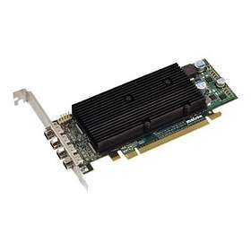 Matrox M9148 (PCI-E x16) LP 4xDP 1GB