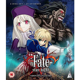 Fate/Stay Night - Complete Collection