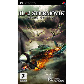 IL2 Sturmovik: Birds of Prey (PSP)