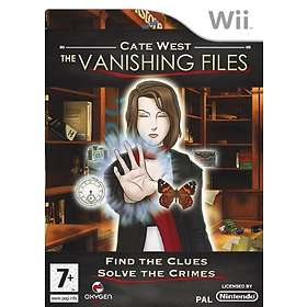 Cate West: The Vanishing Files (Wii)