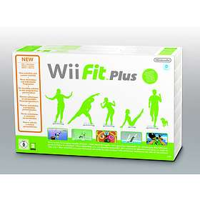 Wii Fit Plus (incl. Balance Board) (Wii)