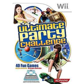 Ultimate Party Challenge (Wii)