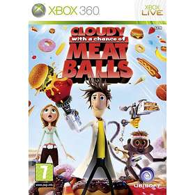 Cloudy with a Chance of Meatballs (Xbox 360)