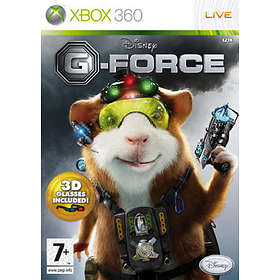 G-Force (incl. 3D glasses) (Xbox 360)