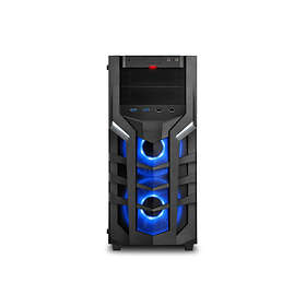 Sharkoon DG7000-G RGB (Black/Transparent)