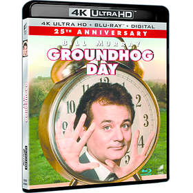 Groundhog Day - 25th Anniversary Edition (UHD+BD)