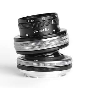 Lensbabies Lensbaby Composer Pro II Sweet 80 Optic for Sony E