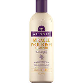 Aussie Miracle Nourish Shampoo 300ml