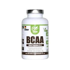 Be Green Vegan BCAA 8:1:1 120 Kapslar