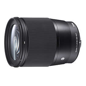 Sigma 16/1,4 DC DN Contemporary for Olympus/Panasonic m4/3