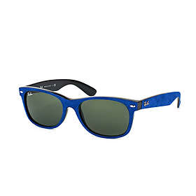 Ray-Ban RB2132 New Wayfarer With Alcantra
