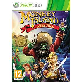 The Secret of Monkey Island - Special Edition (Xbox 360)