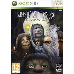 Where The Wild Things Are (Xbox 360)