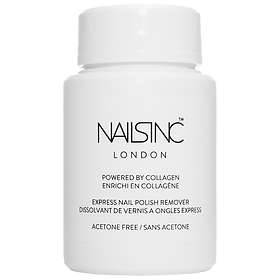Nails Inc Powered By Collagen Express Acetone Free Nail Polish Remover 60ml