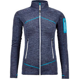 Ortovox Fleece Light Melange Jacket Full Zip (Women's)