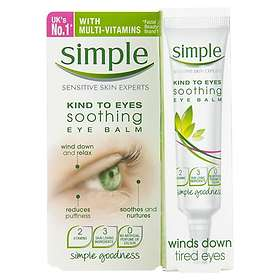 Simple Skincare Kind To Eyes Soothing Eye Balm 15ml