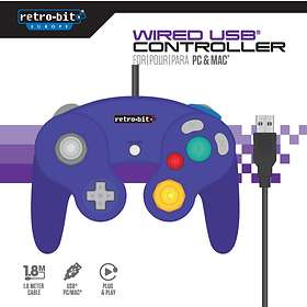 Retro-Bit GameCube Wired USB Controller (PC/Mac)