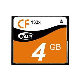 Team Group Compact Flash 133x 4GB