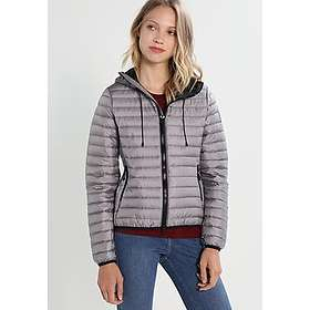 Superdry Core Down Hooded Jacket (Dam)