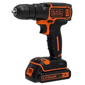 Black & Decker BDCD18K (1x1,5Ah)