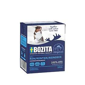 Bozita Dog Chunks in Jelly Reindeer 12x0,37kg