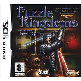 Puzzle Kingdoms (DS)