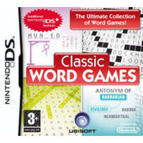 Classic Word Games (DS)