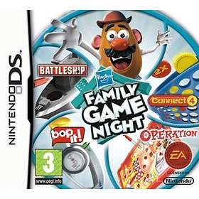 Hasbro Family Game Night 2 (DS)
