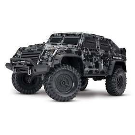 Traxxas TRX-4 Tactical Unit RTR