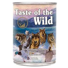 Taste of the Wild Canine Wetlands Canine 0,39kg