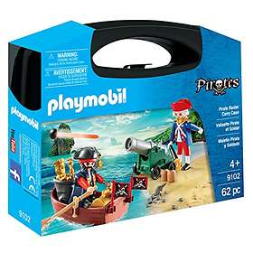 Playmobil Pirates 9102 Valisette Pirate et Soldat