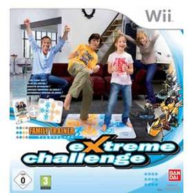 Family Trainer: Extreme Challenge (incl. Dance Pad) (Wii)