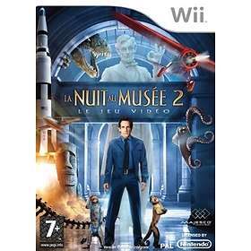 Night at the Museum: Battle of the Smithsonian - The Video Game (Wii)