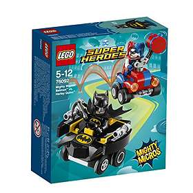 LEGO DC Comics Super Heroes 76092 Mighty Micros: Batman vs. Harley Quinn