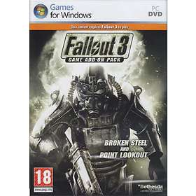 Fallout 3 - Game Add-On Pack 2: Broken Steel and Point Lookout (PC)