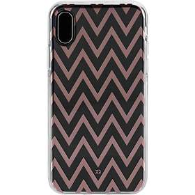 Xqisit Shell ZigZag for iPhone X